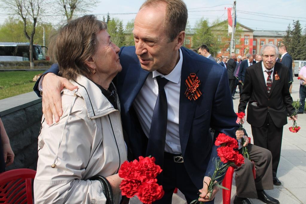 фото Ветераны «Горводоканала» вновь в строю Победы 17
