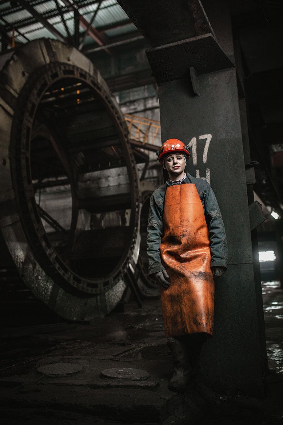фото Работа новосибирского фотографа попала в число самых человечных снимков мира 3