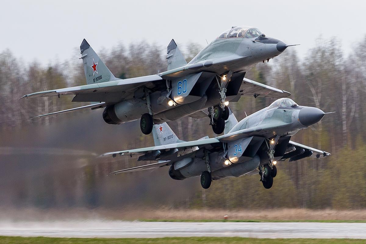 Фото Авиапарад в Москве 9 мая: где можно будет увидеть воздушное представление 3