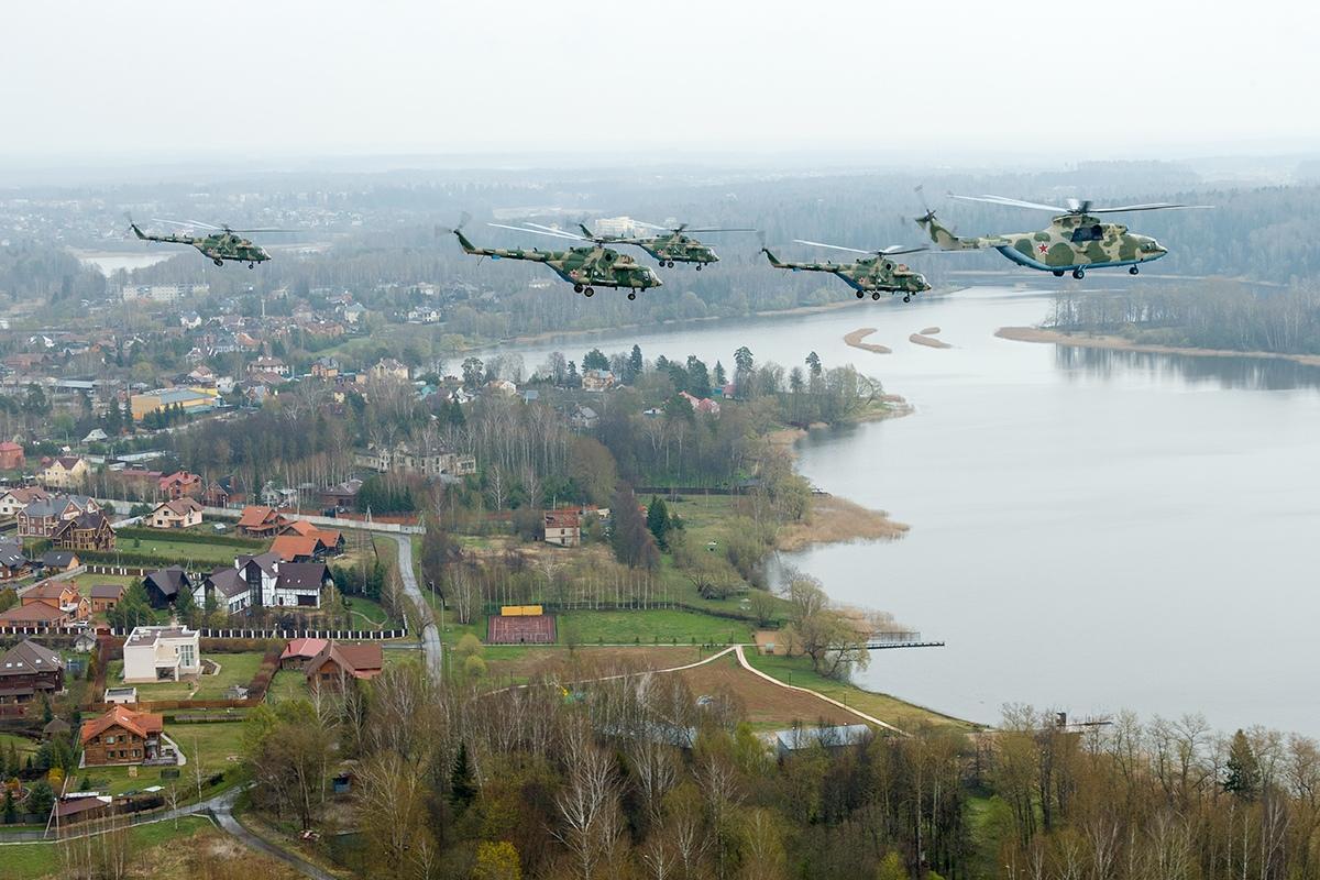 Фото Авиапарад в России решили провести повторно 3