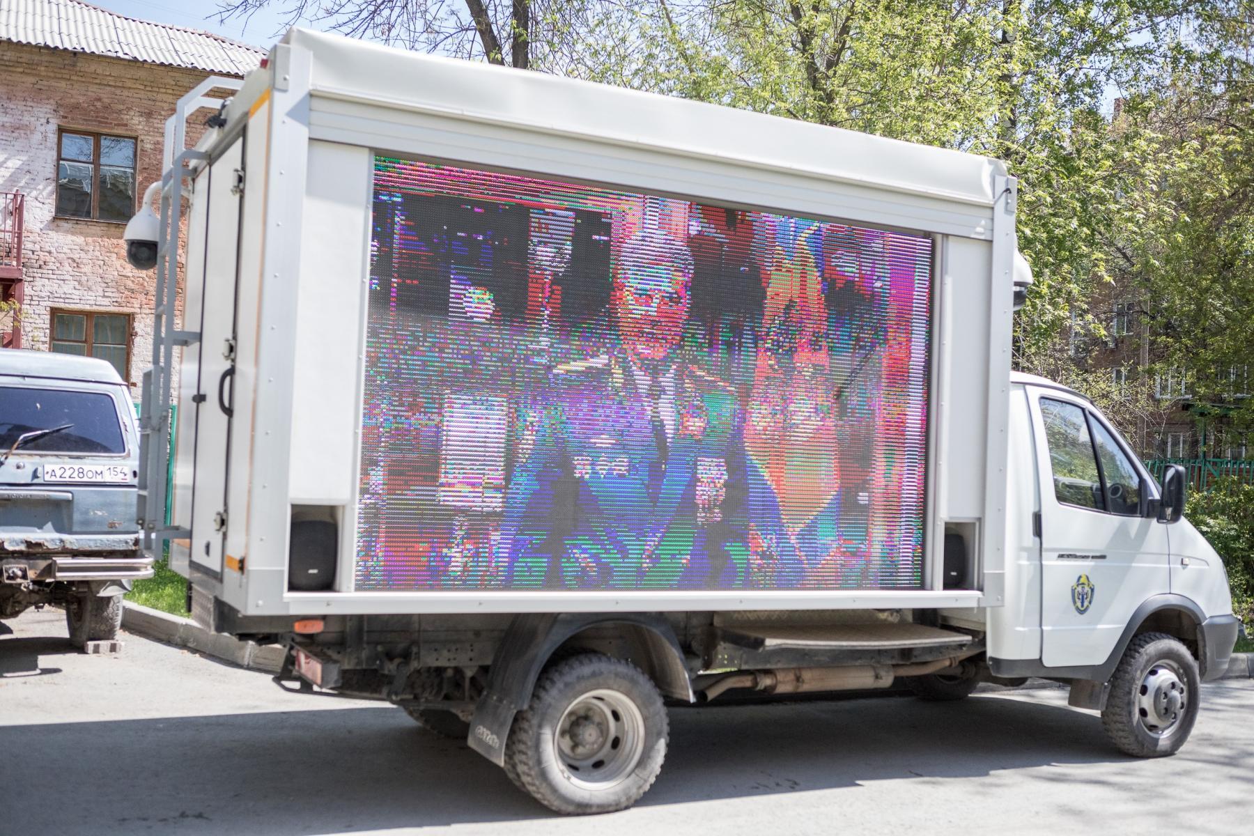 Фото Сотрудники МЧС поздравили с 75-летием Победы фронтовиков и тружеников тыла в Новосибирске 2