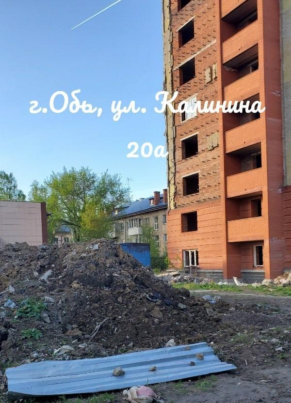 Фото Закрыть заброшенную стройку просят под Новосибирском из-за опасного развлечения подростков 3