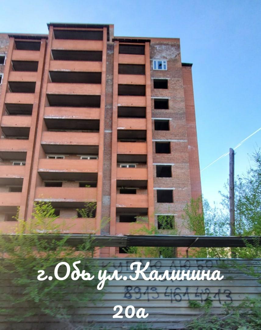 Фото Закрыть заброшенную стройку просят под Новосибирском из-за опасного развлечения подростков 2