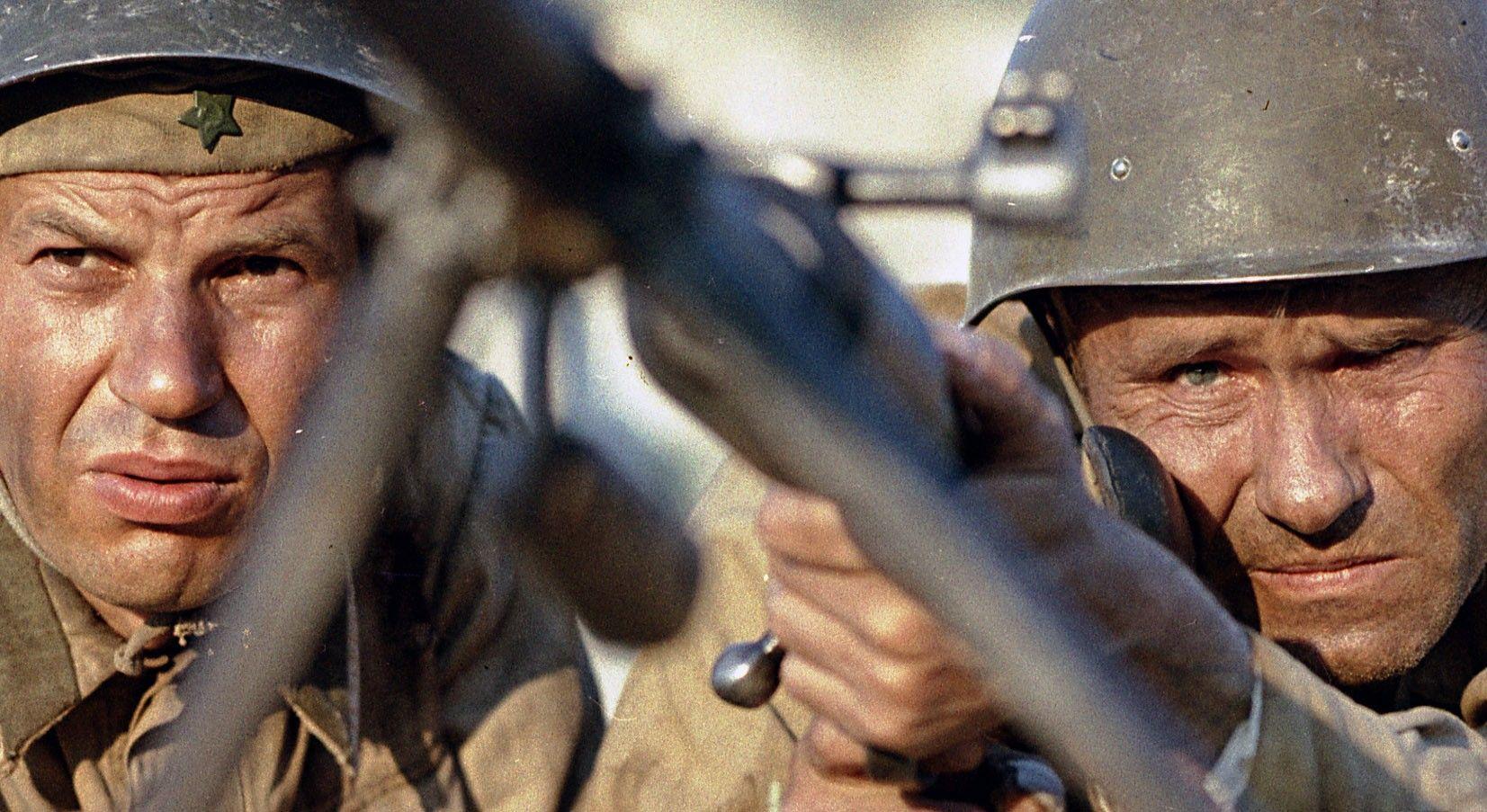 Фото Фильмы о войне, старые песни, парады: что посмотреть на ТВ 9 Мая 3