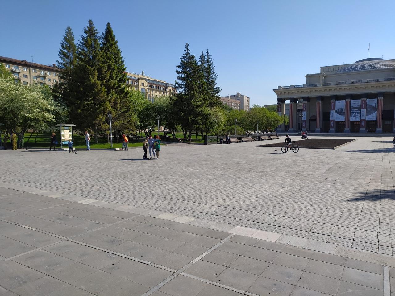 фото Парад в небе, виртуальный Монумент Славы, салют онлайн: как отметили День Победы-2020 в Новосибирске 2