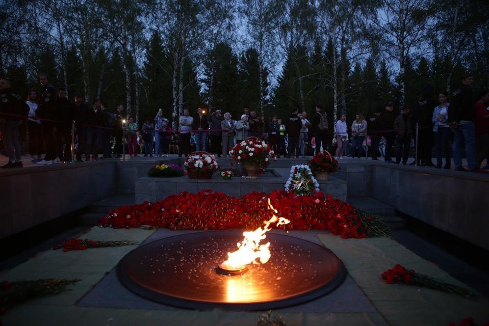 Фото День Победы в Новосибирске: полная программа празднования 9 Мая 8