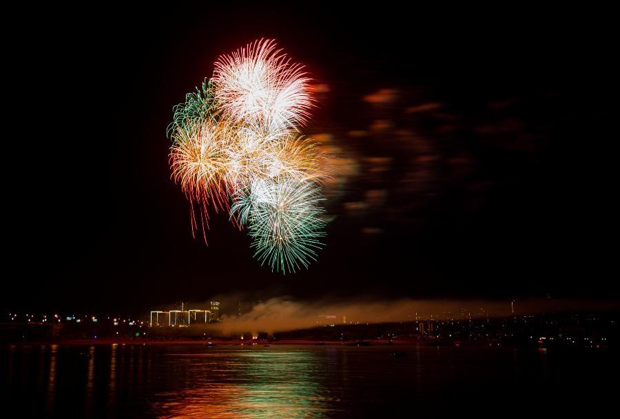 фото Салют 9 мая 2020 года: самые яркие залпы 4