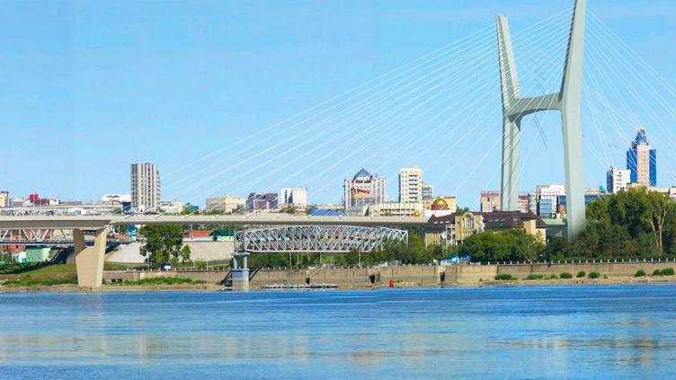 Фото В Новосибирске завершили демонтаж путепровода в рамках строительства четвёртого моста 2