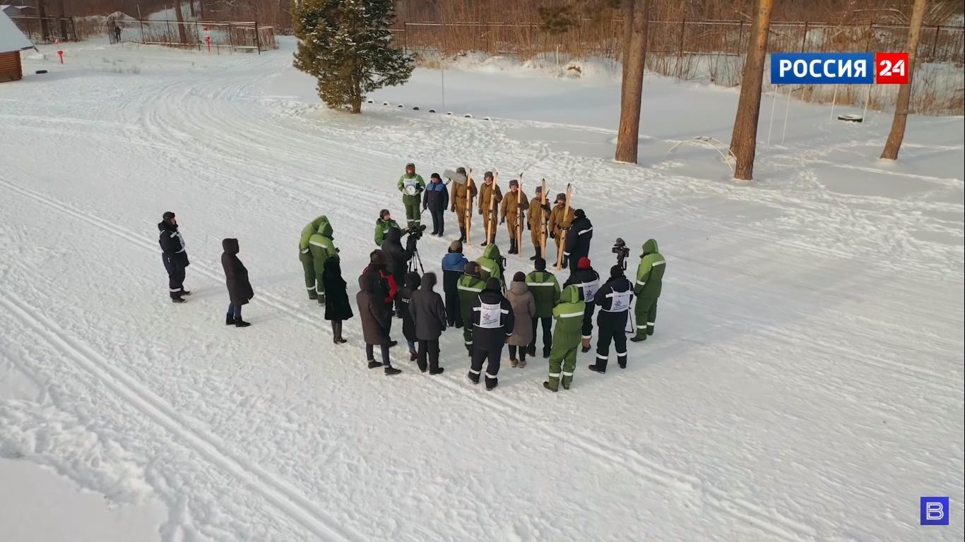 Фото В сеть выложили фильм «Снежные призраки» о подвиге солдат-сибиряков 4