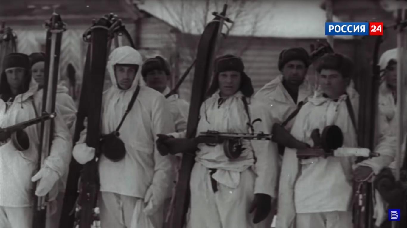 Фото В сеть выложили фильм «Снежные призраки» о подвиге солдат-сибиряков 2