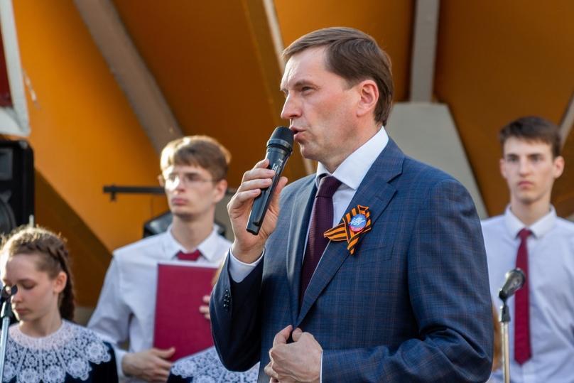 фото В Горском микрорайоне Новосибирска прошёл концерт в честь 9 Мая 3