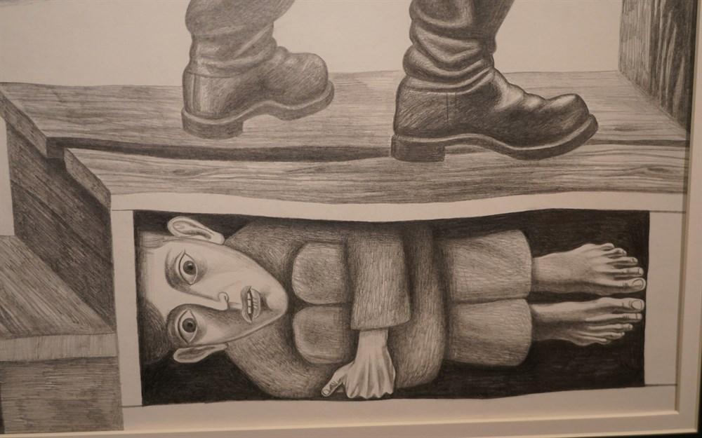 Фото Выставка новосибирской художницы проходит в Томске 2