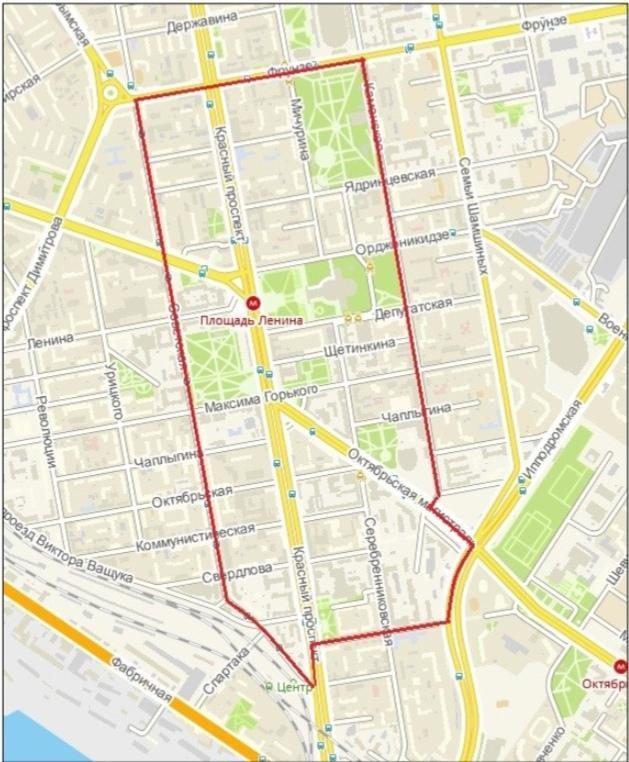 Фото На парад шагом марш: какие улицы и станции метро закроют в День Победы 9 мая в Новосибирске 2