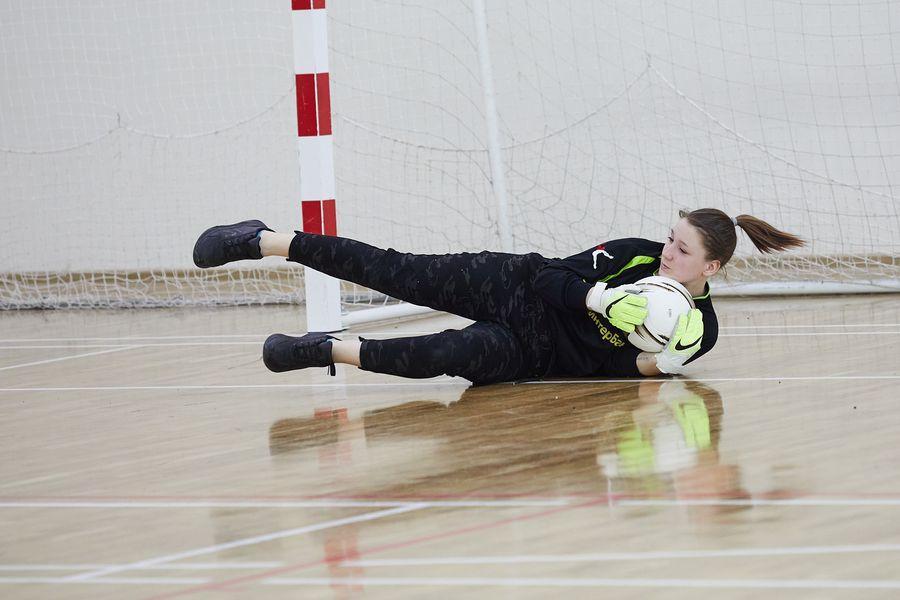 фото Путёвка в жизнь – футбол: благотворительный турнир от компании «МегаФон» прошёл в Новосибирске 10
