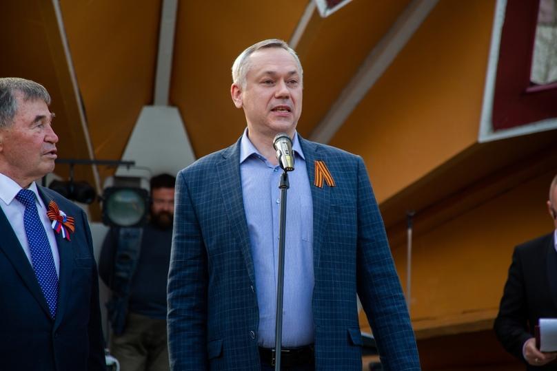 фото В Горском микрорайоне Новосибирска прошёл концерт в честь 9 Мая 7