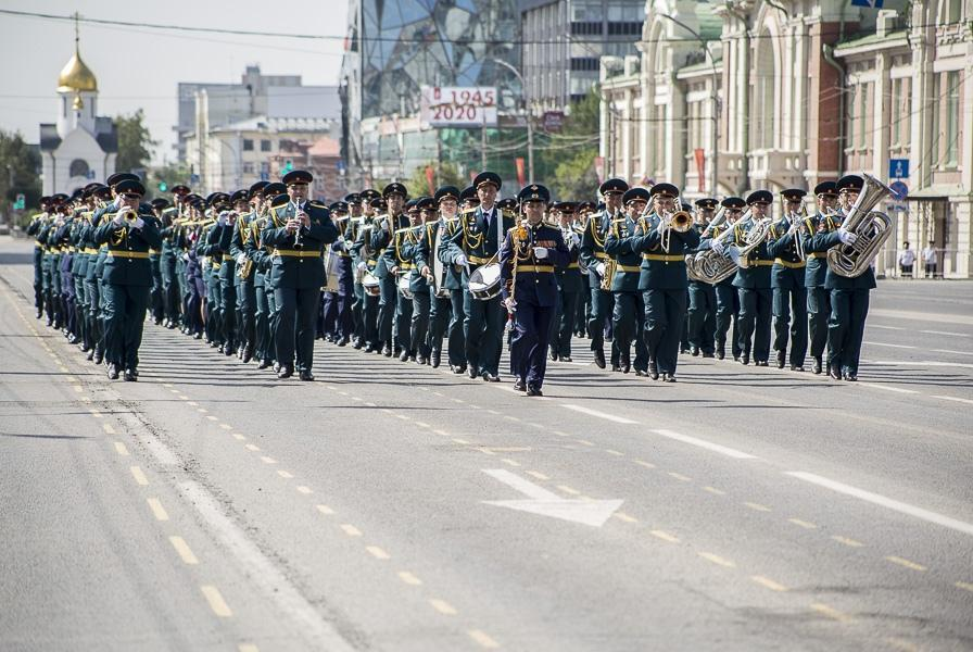 Фото Военный парад, «Бессмертный полк» и салют на набережной: полная программа празднования Дня Победы 9 мая в Новосибирске 3