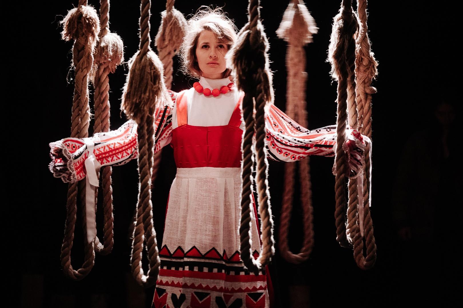 фото Новосибирские актёры и театры забрали пять номинаций в «Ново-Сибирском транзите» 2