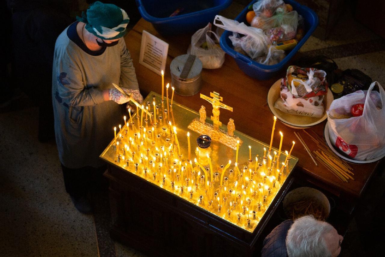 фото Пасха–2021: расписание праздничных богослужений и график движения общественного транспорта в Новосибирске 1 и 2 мая 2