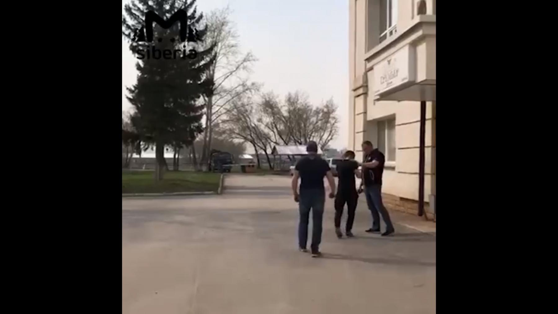 фото Сибирячка обвинила замдиректора ипподрома Новосибирска в избиении из-за коня 2