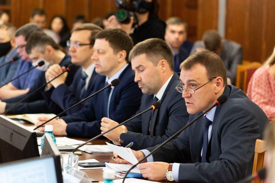 Фото Бороться за бюджет: депутаты Заксобрания добиваются увеличения финансирования строительной отрасли в регионе 3