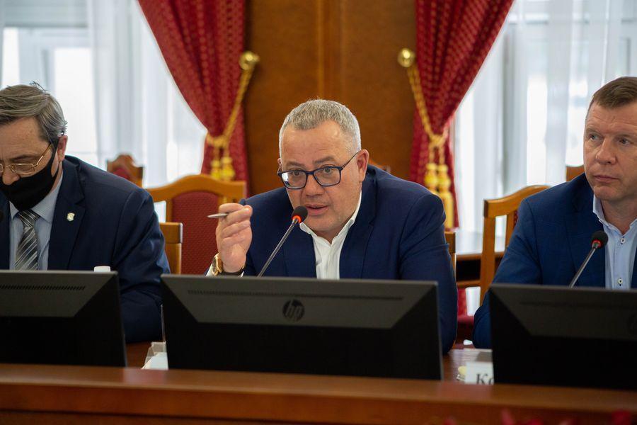 Фото Бороться за бюджет: депутаты Заксобрания добиваются увеличения финансирования строительной отрасли в регионе 7