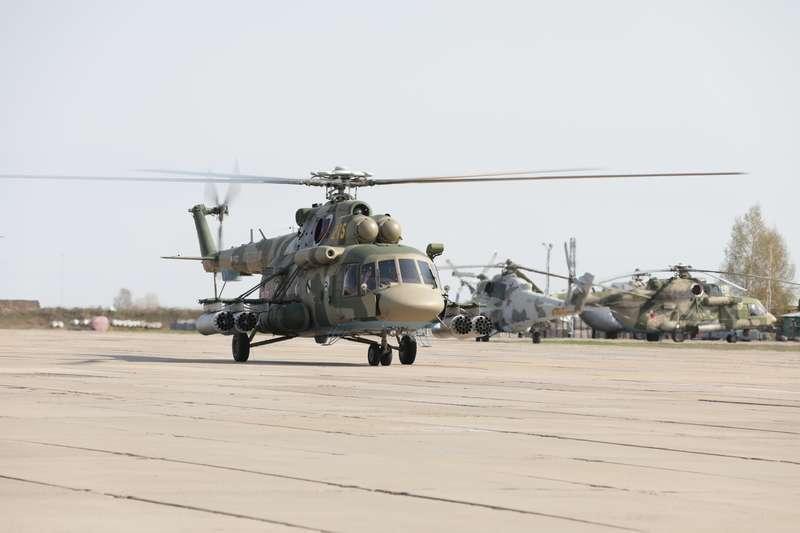 Фото Репетиция авиапарада ко Дню Победы прошла в Новосибирске 2