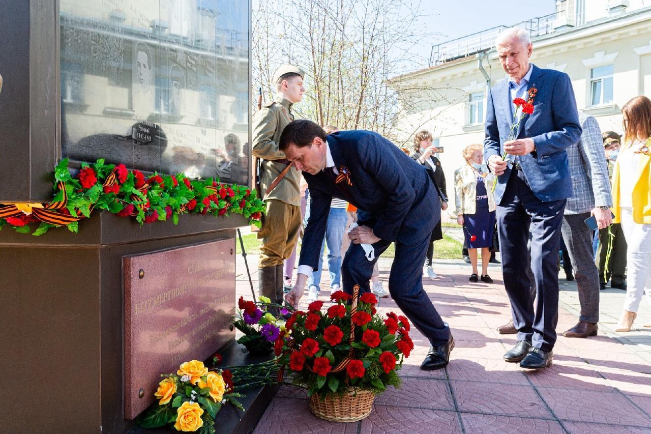 фото Новосибирские школьники почтят память погибших на «Безымянной высоте» в Калужской области 5