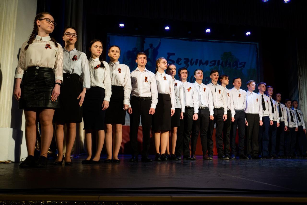 фото Новосибирские школьники почтят память погибших на «Безымянной высоте» в Калужской области 3