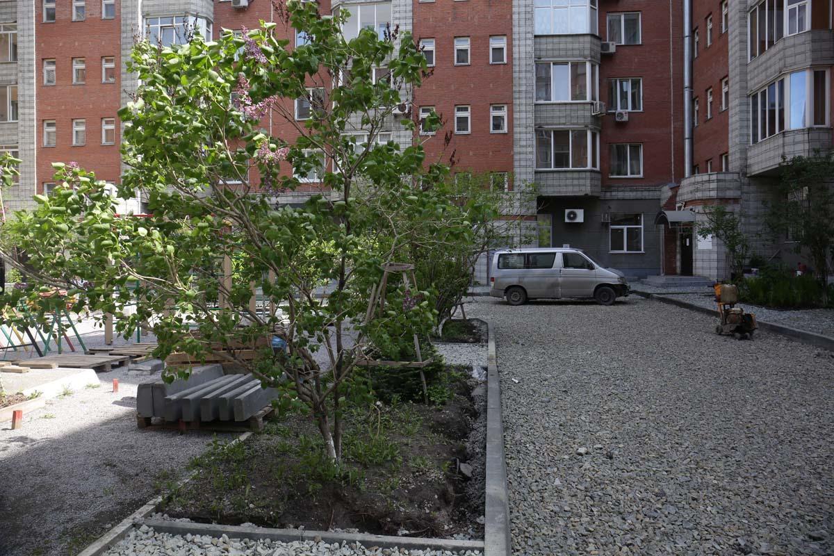 Фото Участие горожан в федеральной программе сделает дворы уютнее и благоустроеннее 2