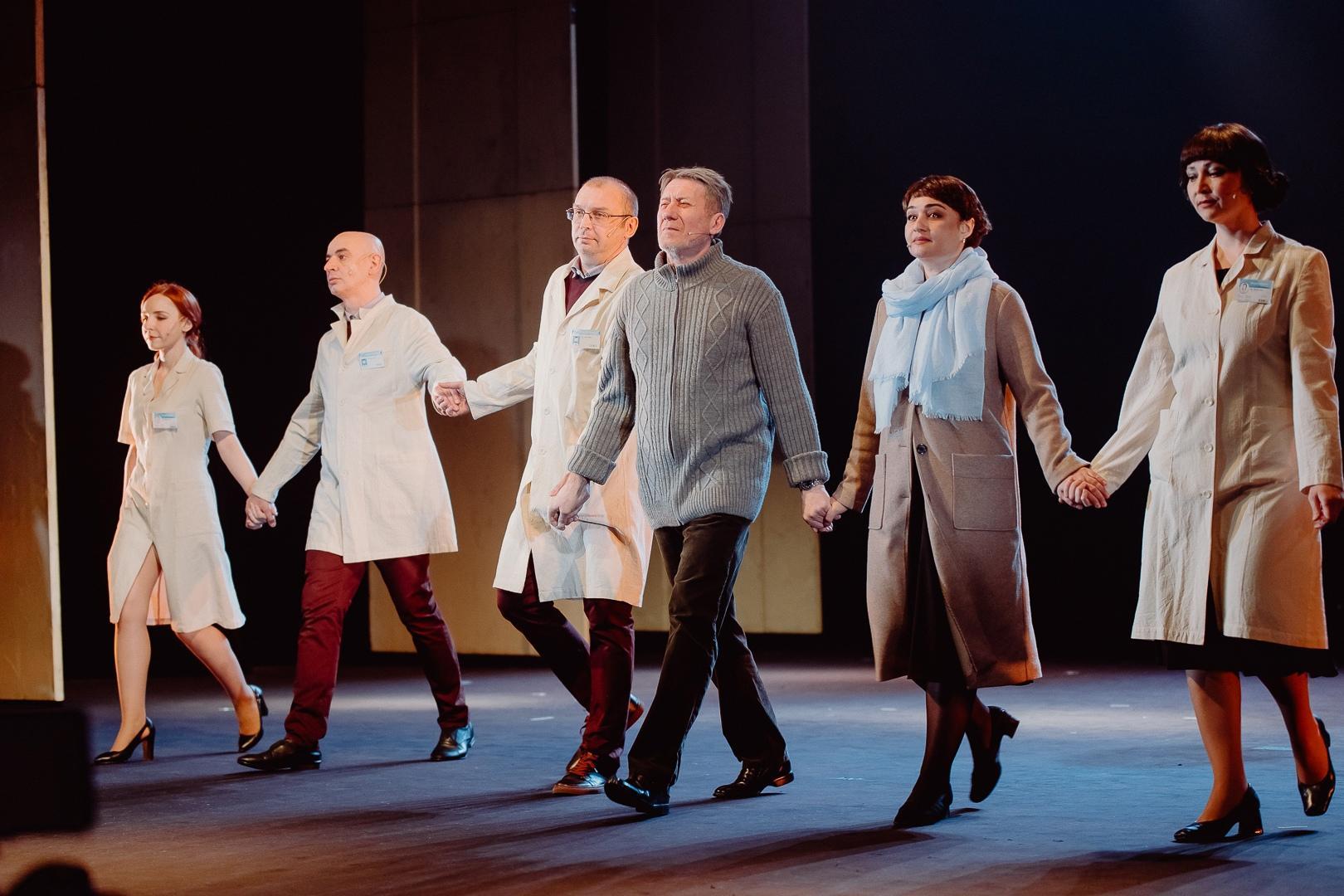 фото Новосибирские актёры и театры забрали пять номинаций в «Ново-Сибирском транзите» 3
