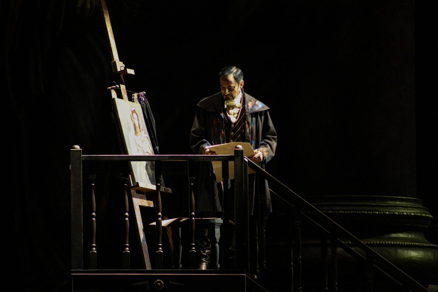 фото В НОВАТе состоялась генеральная репетиция главной премьеры сезона – оперы «Тоска» 5