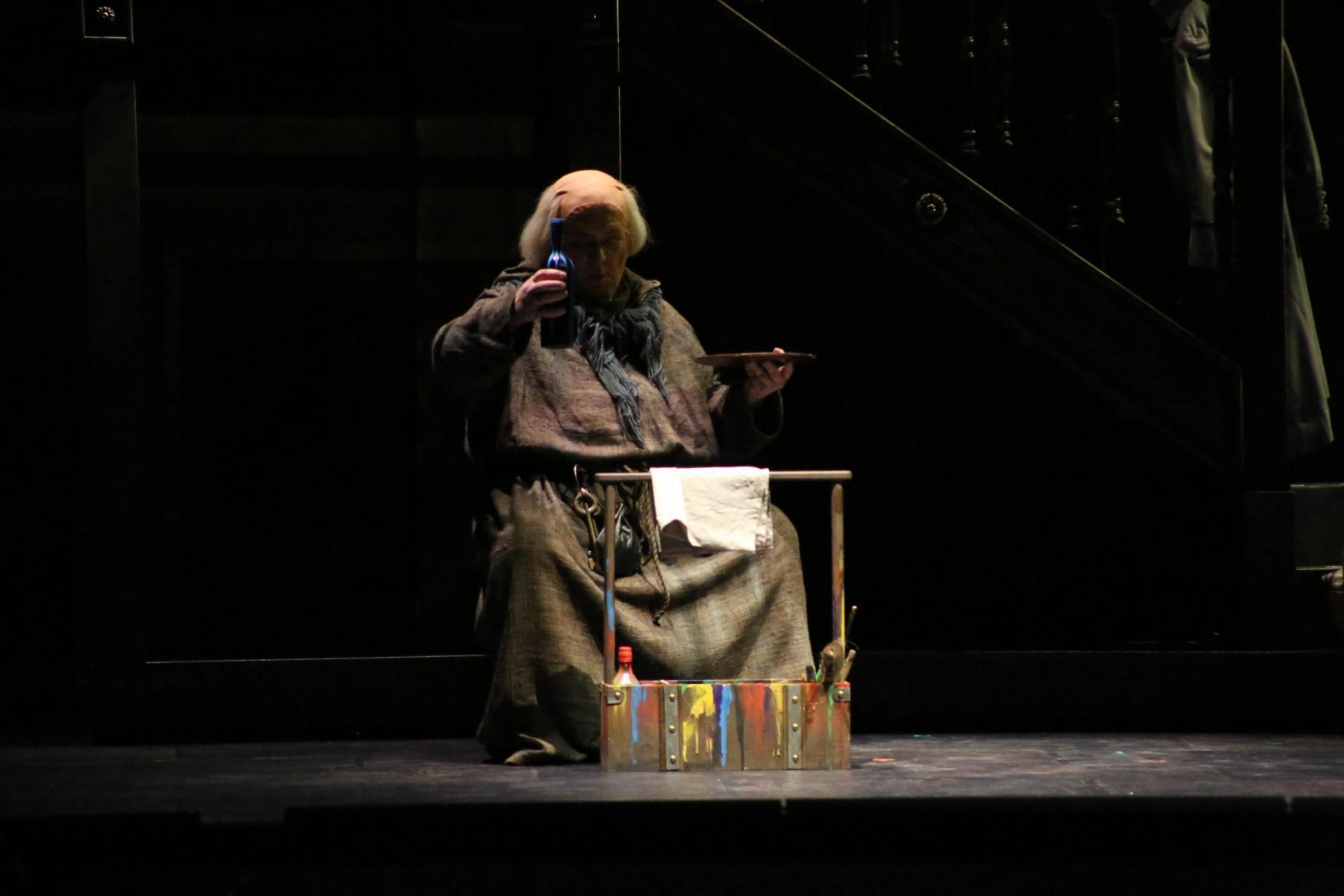 фото В НОВАТе состоялась генеральная репетиция главной премьеры сезона – оперы «Тоска» 6