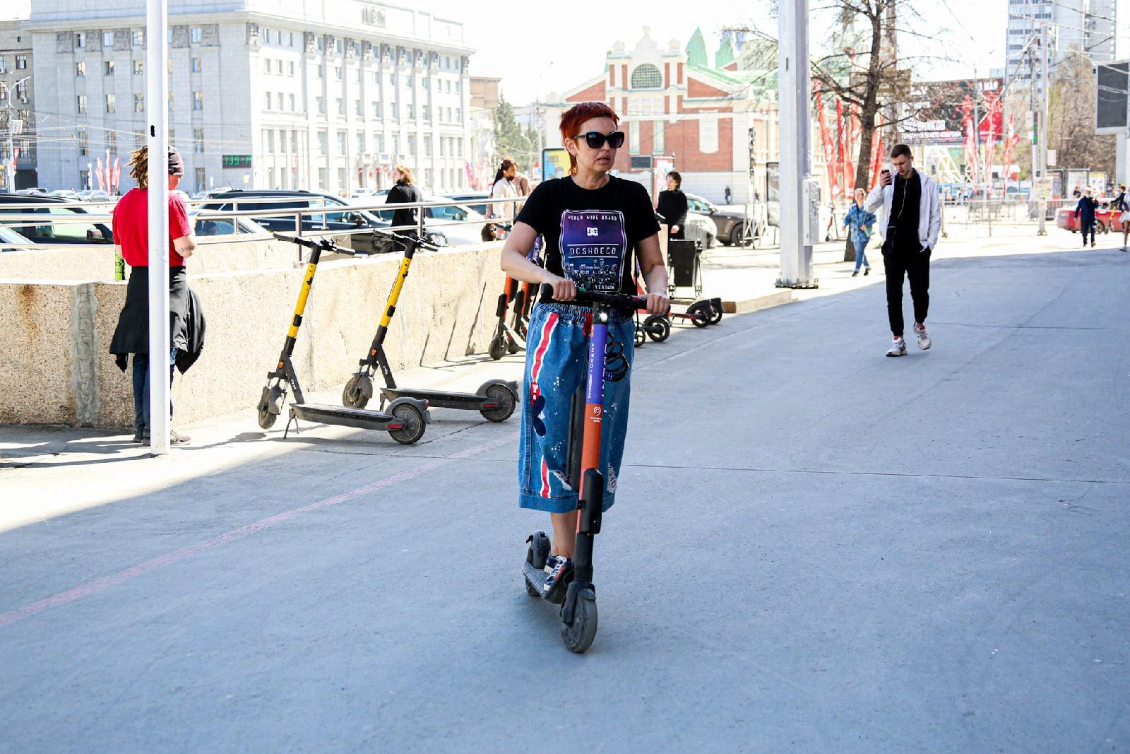 Фото Urent или Whoosh: как работает аренда электросамокатов в Новосибирске и почему они до сих пор вне закона 6