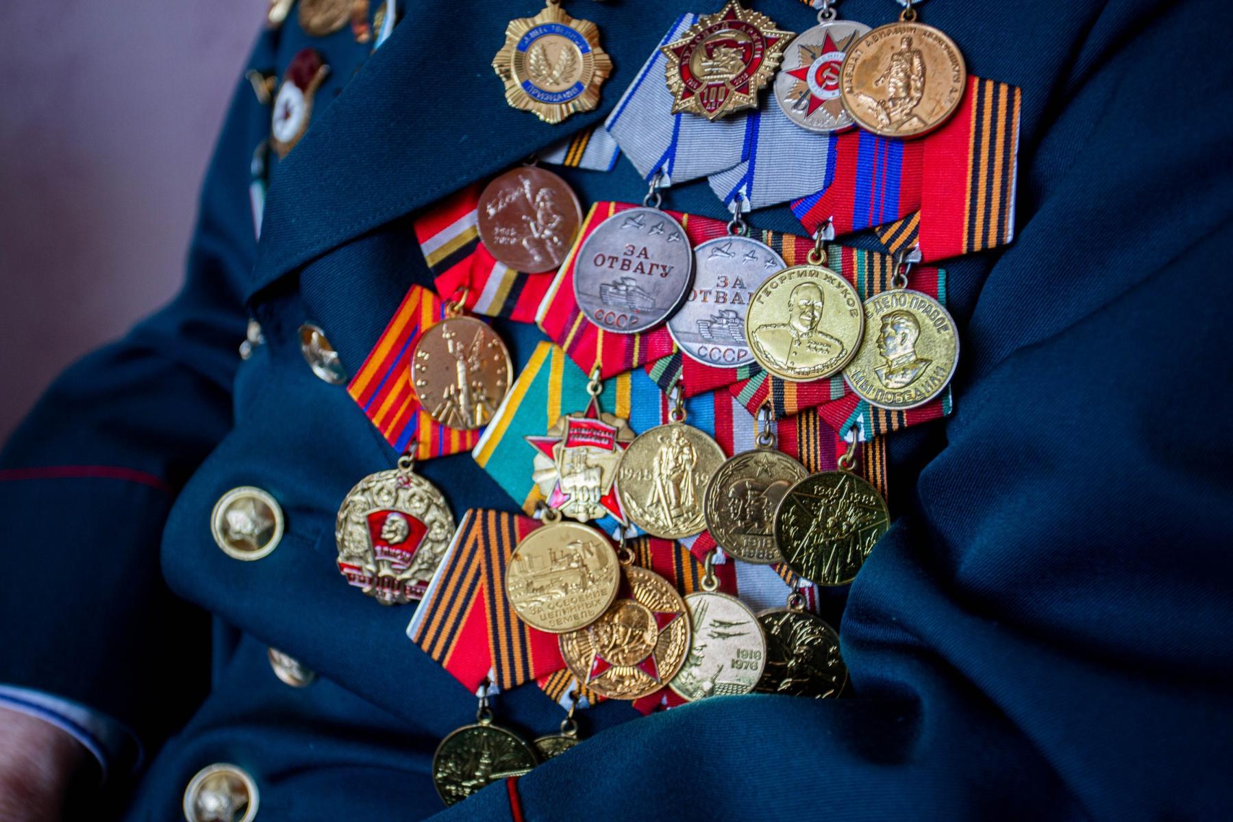 фото «Надо думать, как Родину защищать»: ветеран Великой Отечественной из Новосибирска о прошлом и настоящем 5