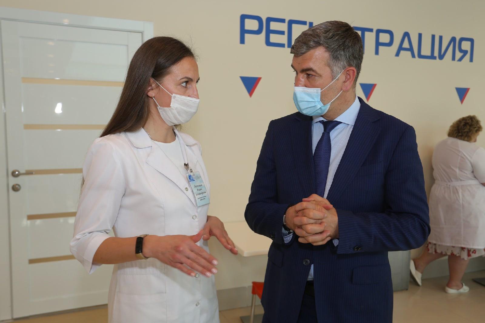 Фото В Новосибирской области власти предложат торговым центрам открывать пункты вакцинации от COVID-19 2