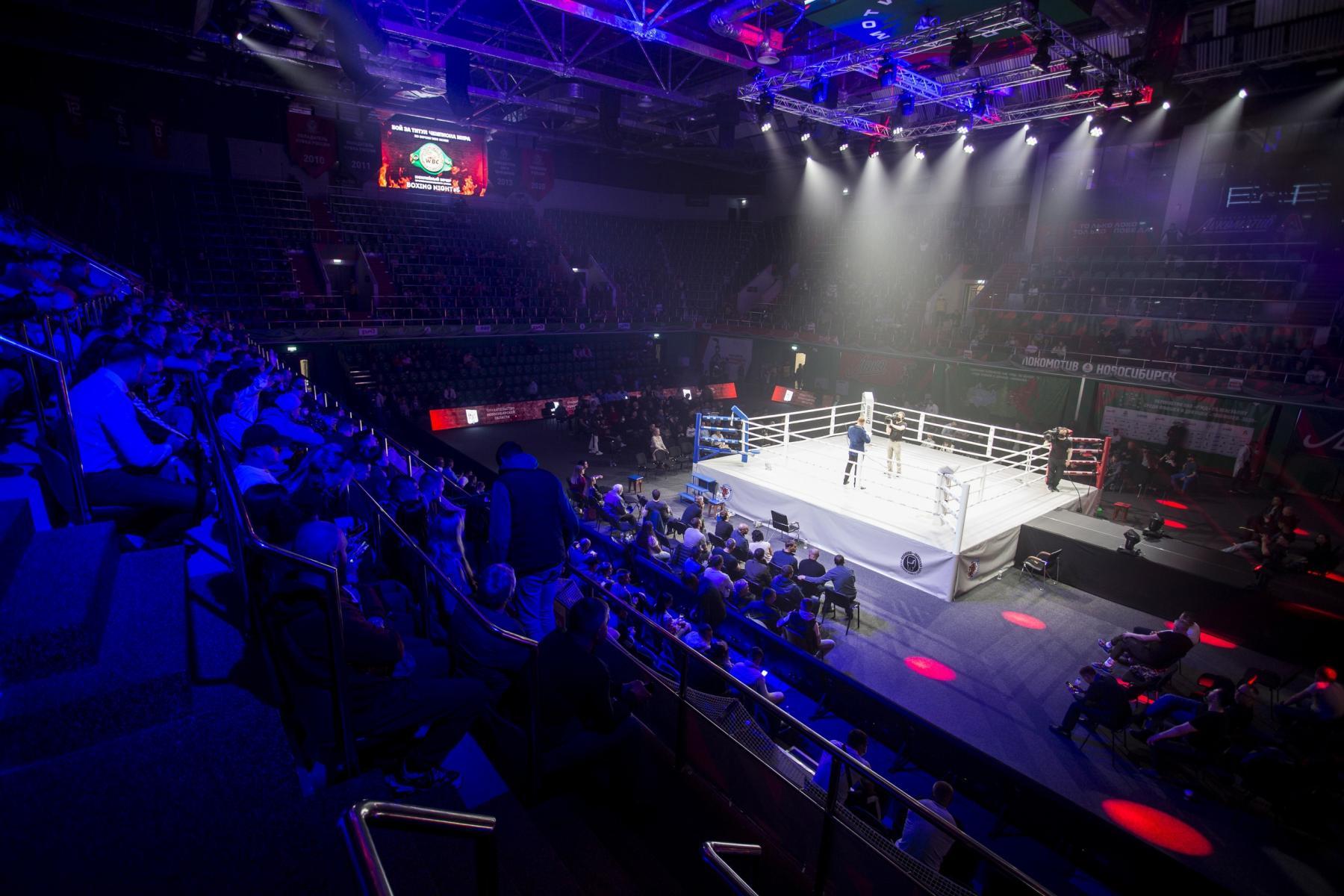 фото Боксёр из Новосибирска Павел Силягин стал азиатско-тихоокеанским чемпионом WBO 2