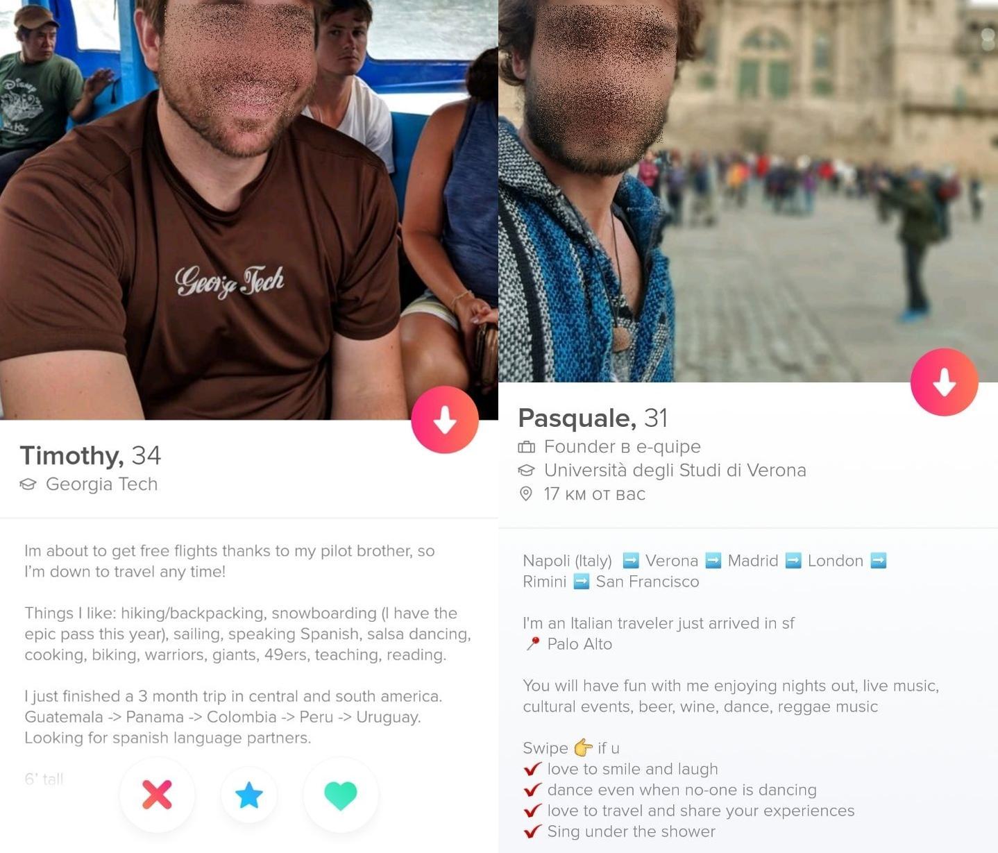 фото «Крокодилам не писать»: жительница Новосибирска рассказала об опыте онлайн-свиданий в популярном приложении для секс-знакомств Tinder 14