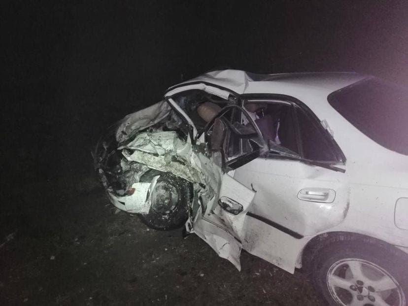 фото Два человека пострадали в ДТП с участием Lexus под Новосибирском 2