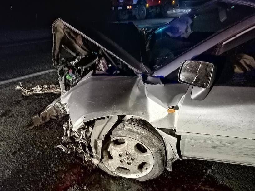 фото Два человека пострадали в ДТП с участием Lexus под Новосибирском 3