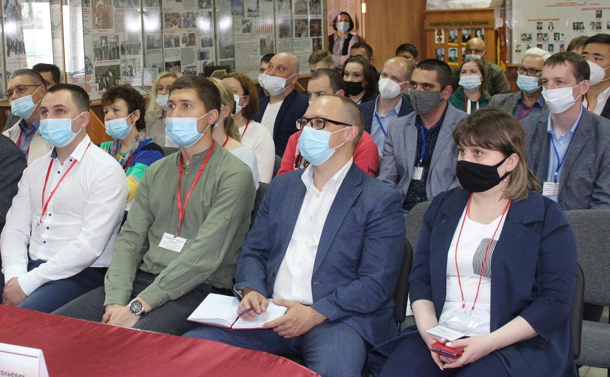 Фото В АО «Искитимцемент» состоялась встреча с представителями строительного бизнеса 2