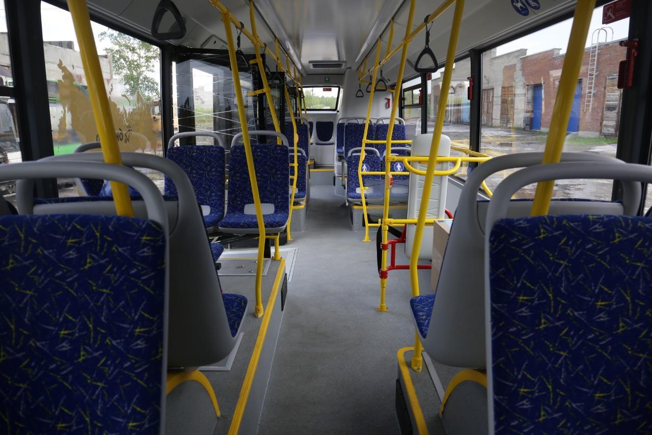 Фото В этом году город получит 55 новых автобусов: они смогут перевозить более 6 млн пассажиров в год 2