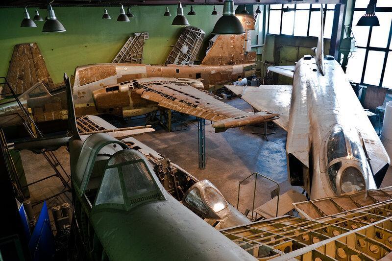 фото В «Ночь музеев» новосибирцам покажут боевые самолёты и раритетных роботов 2