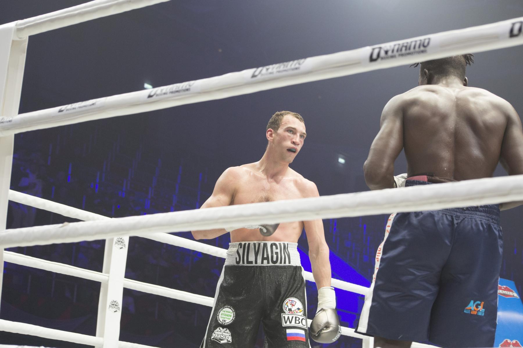 фото Боксёр из Новосибирска Павел Силягин стал азиатско-тихоокеанским чемпионом WBO 3