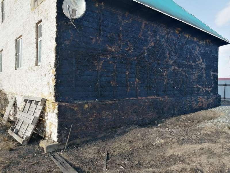 фото 149 пожаров из-за сухой травы зарегистрировали в Новосибирске 1 и 2 мая 2