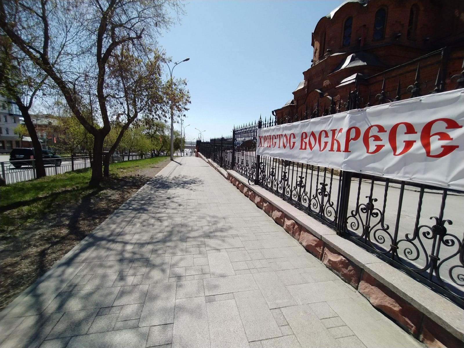 фото Новосибирск опустел после массовых гуляний на 9 Мая 3