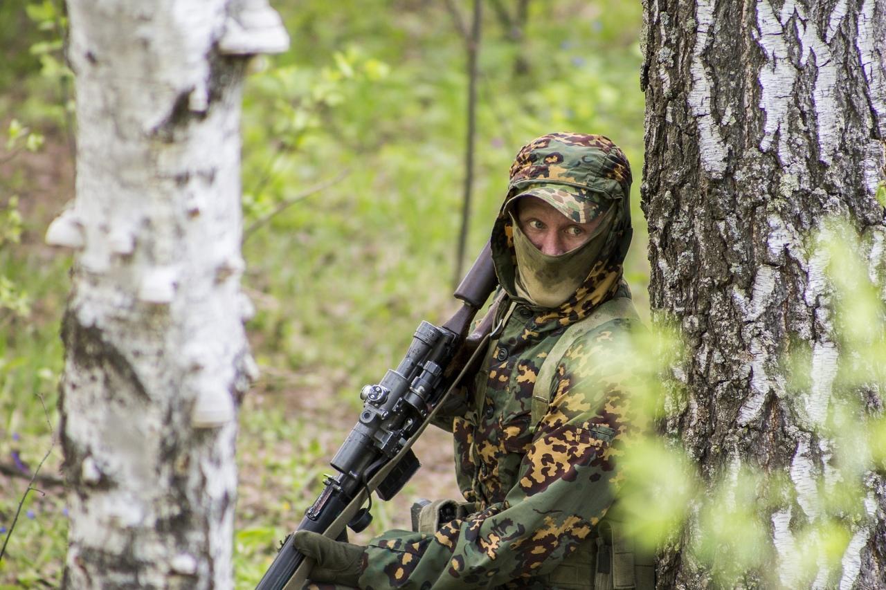 Фото Соревнования военных разведчиков со всей России проходят в Новосибирске: 12 впечатляющих фото с полигона Кольцово 11