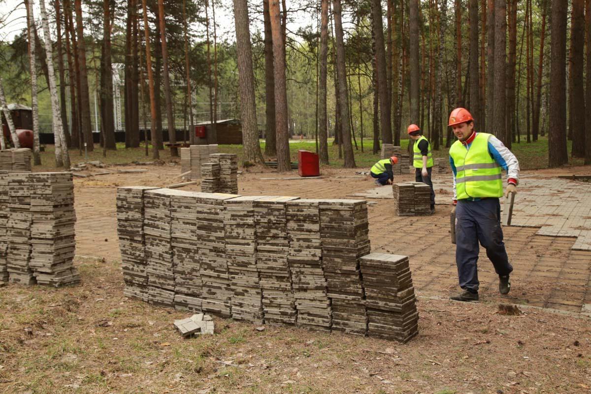 Фото Обновлённый Заельцовский парк откроется для новосибирцев на несколько месяцев раньше 2