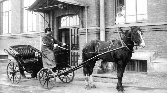 фото Ретро-жизнь сибирского коня 4