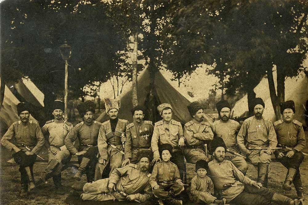 Фото Сибирское эхо великой войны 2