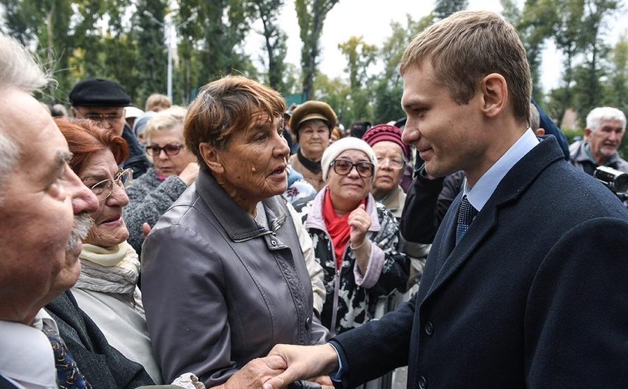фото Хакасия предпочла коммуниста: Коновалов победил на выборах главы республики 2